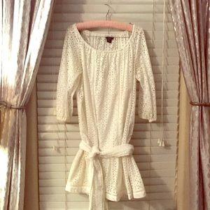 Victoria's Secret Moda International White Dress